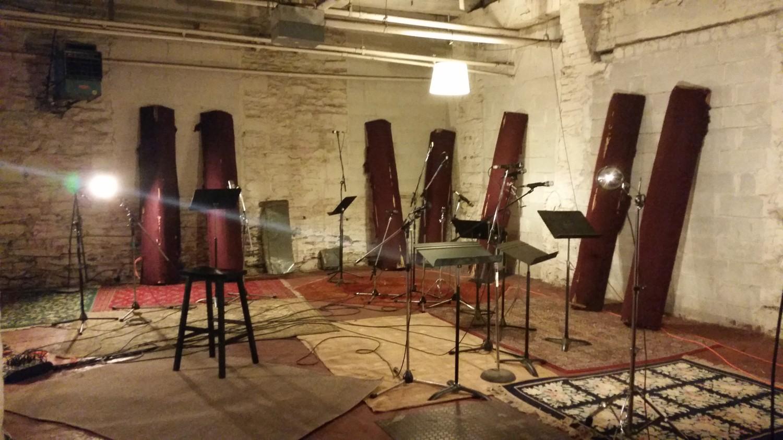 audio production / recording / mixing